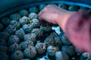 Cooking Dumplings in a Pan Photo by Fancycrave on Unsplash